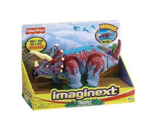 Fisher-Price imaginext Abenteuer Raider Geist der Triceratops (Dinosaurier Price Fisher Imaginext)