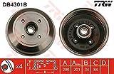 Bremstrommel - TRW DB4301B