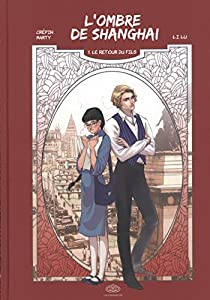L'Ombre de Shanghai Edition simple Tome 1