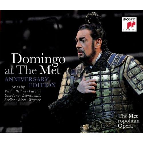 Plácido Domingo at the MET