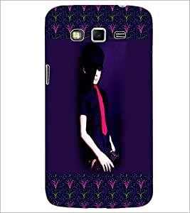 PrintDhaba Girl Design D-2473 Back Case Cover for SAMSUNG GALAXY GRAND 2 (Multi-Coloured)