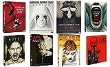 American Horror Story - Stagioni 1 - 8 (30 DVD) - COFANETTI SINGOLI ITALIANI -