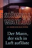 Der Mann, der sich in Luft auflöste - Ein Kommissar-Beck-Roman (Martin Beck ermittelt, Band 2) - Per Wahlöö