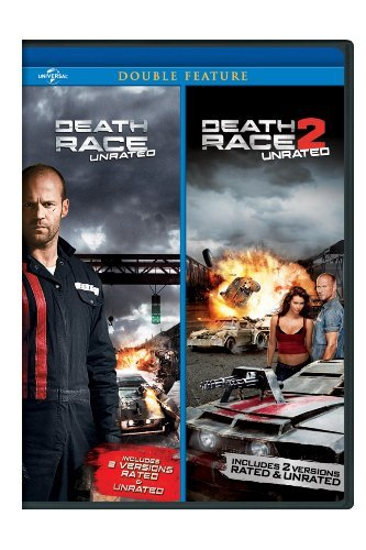 Death Race / Death Race 2 Double Feature by Jason Statham
