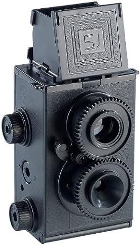 Somikon Zweiäugige Spiegelreflex-Kamera zum