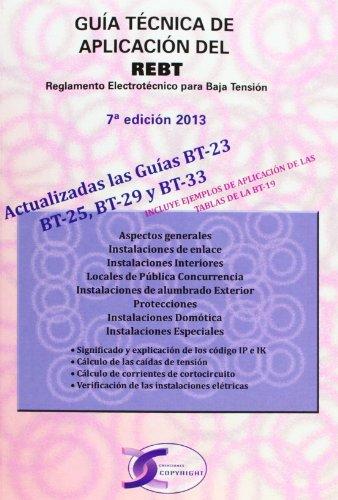 Guía Técnica De Aplicaciones Del Rebt - 7ª Edición por Gomez Mascaraqu