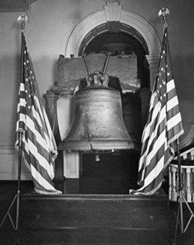 Liberty Bell Poster (Liberty Bell Philadelphia Pennsylvania USA Poster Drucken (60,96 x 91,44 cm))