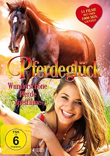 Pferdeglück [4 DVDs]