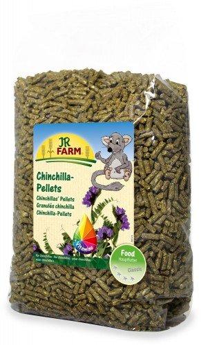 JR Chinchilla Pellets 1kg -