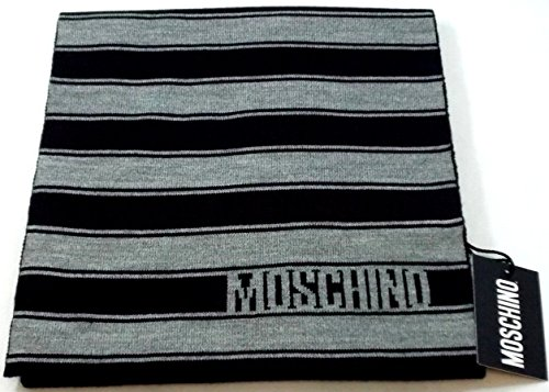 moschino-scarf-unisex-logoed-made-in-italy-cm-160x26-grey