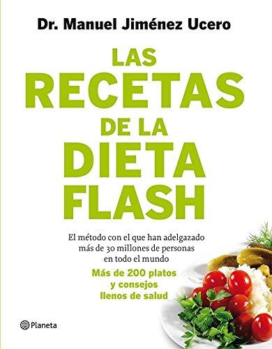 Descargar Libro Las Recetas De La Dieta Flash (Prácticos) de Dr. Manuel Jiménez Ucero