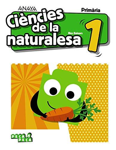 Ciències de la naturalesa 1 (peça a peça)