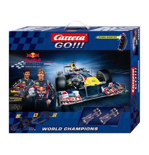 Carrera Go - 20062278 - Véhicule Miniature et Circuit - Red Bull Racing