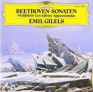 Beethoven-Gilels-Sonate N. 21/