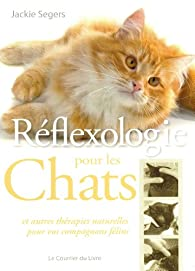Réflexologie pour les chats par Jackie Segers