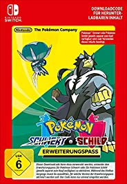 Pokémon Schwert oder Pokémon Schild: Erweiterungspass | Nintendo Switch - Download Code