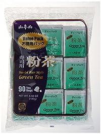 Yamamotoyama - Green Tea (Sushi Bar Style) 90 Bag Value Pack