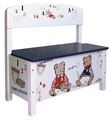 Roba 50863 - Teddy College Kindertruhenbank