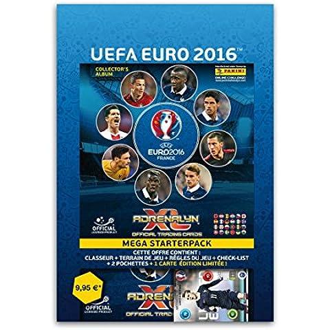 Panini Adrenalyn Xl Euro 2016-Album Raccoglitore Con