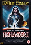 Highlander 2 - The Quickening [DVD]