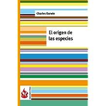 El origen de las especies: (low cost). Edición limitada (Ediciones Fénix)
