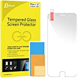 iPhone 6 Plus Screen Protector, JETech [3D Touch Compatible] Premium Tempered Glass Screen Protector for Apple iPhone 6s/6 Plus 5.5 - 0810