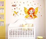 Decals Design Wall Stickers Pretty Girl ...