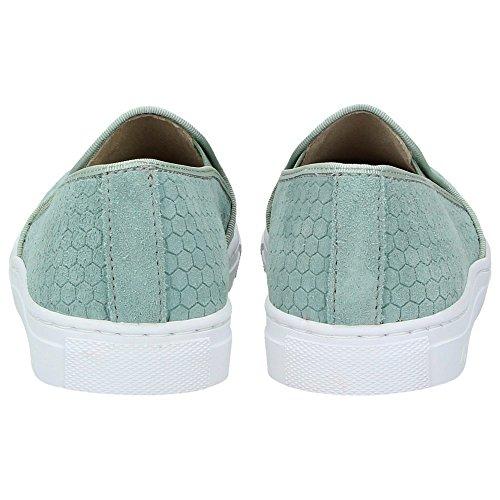 ZWEIGUT#Stella - Pantofole Donna pastellmint