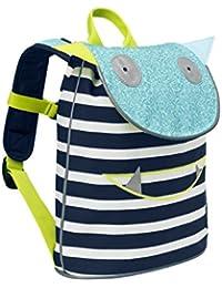 Lässig GmbH 4Kids Mini Duffle Backpack Wildlife Elephant Sac à Dos Enfant, 28 cm