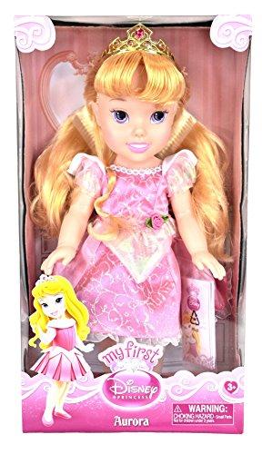 cess Toddler Doll - Aurora (Prinzessin Aurora Tiara)