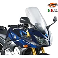 Givi KD437S Parabrisas, Ahumado para Yamaha Fz1 1000 Fazer 06 > 15, 52 x