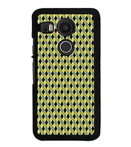 HiFi High Glossy Designer Phone Back Case Cover LG Nexus 5X :: LG Google Nexus 5X New ( Colorful Pattern Design )