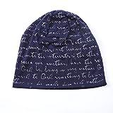 KPPONG Männer Frauen Warme Mütze Crochet Winter Knit Ski Beanie Skull Slouchy Caps