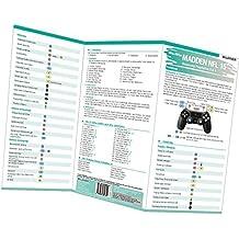 Madden NFL 15 - Die komplette Spielsteuerung groß auf einen Blick!: Version für PS3 und PS4