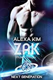 Zak (Master Trooper - The next Generation) Band 10 von Alexa Kim
