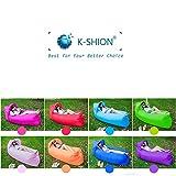 Divano/letto/materassino gonfiabile portatile, 0,9 kg, per attività all'aria aperta, escursionismo, campeggio, spiaggia e giardino, con parasole