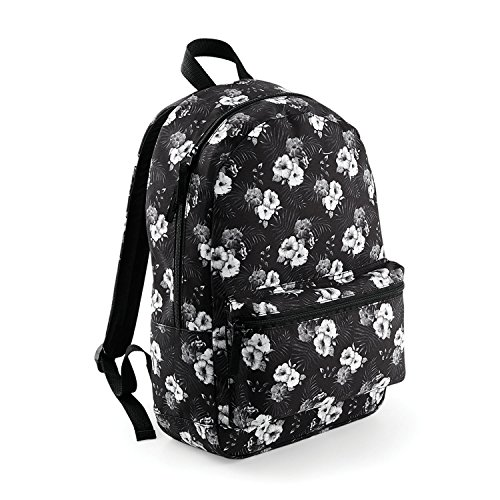 BagBase Graphic Backpack Mono Hawaiian