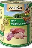 Mac's Ente, Kaninchen & Rind 6 x 400 g