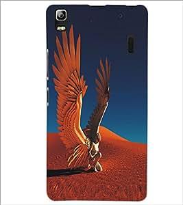 LENNOVO K3 NOTE ANGEL Designer Back Cover Case By PRINTSWAG