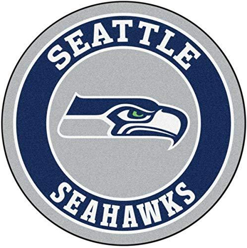 Wandaufkleber 3D Wandtattoo Seattle Seahawks # 10 Team Logo Vinyl Aufkleber Aufkleber Autofenster Wand