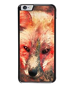 PrintVisa Colorful Fox High Gloss Designer Back Case Cover for Apple iPhone 6s Plus :: Apple iPhone 6s+