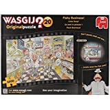 Wasgij 1000 Piece Original 20 Fishy Business Jigsaw Puzzle