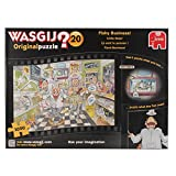 Jumbo 17306 - Wasgij Original 20 - Fisch-Business - 1000 Teile