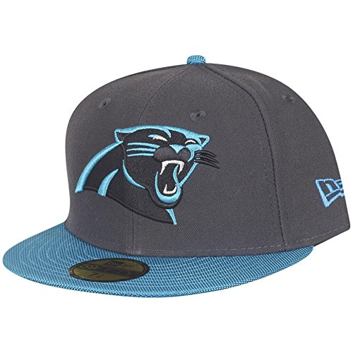 New Era Herren Caps / Fitted Cap Ballistic Visor Carolina Panthers -