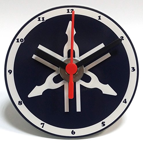 horloge-cd-dvd-yamaha-de-table-avec-trousse-cadeau-idee
