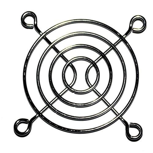 Preisvergleich Produktbild Sunon Lüftergitter 60x60mm für Lüfter 60x60x10mm 60x60x15mm 60x60x20mm 60x25mm