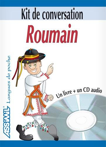 Roumain ; Guide + CD Audio