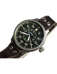 Luftwaffe FUERZA-AEREA Reloj de Vuelo XXL-HB