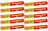 #9: Hindalco Superwrap Aluminium Foil 20g + 10g (Pack of 10)
