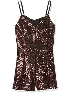 New Look 915 Mädchen Kleid Multi Sequin Wrap Playsuit